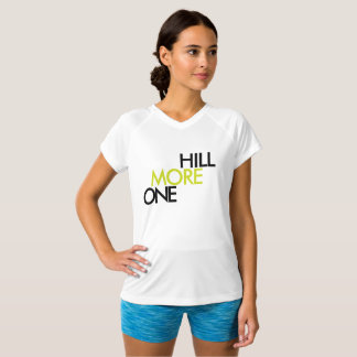 One More Hill Trail Running Shirt