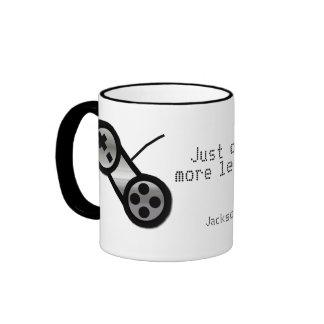 One More Level Video Gamer Coffee Mug