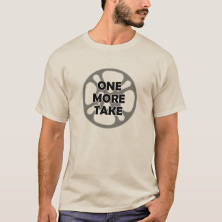"""One More Take"" Film Shirt"