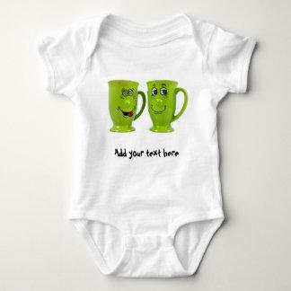 One mug says to another mug... tie tshirts