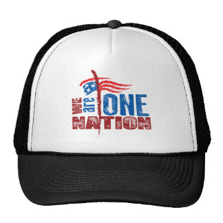 One Nation Gritty Cap