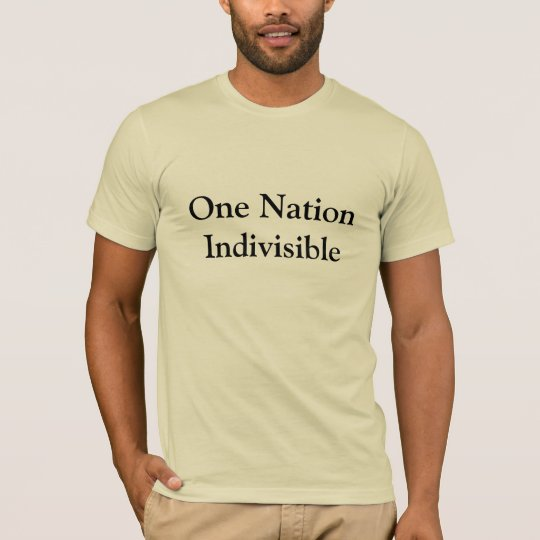 One Nation Indivisible T-Shirt