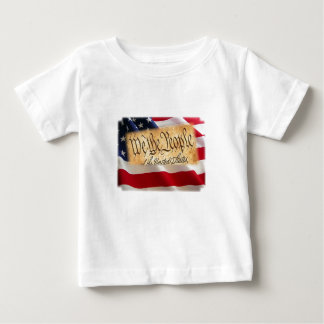 One Nation Under God Baby T-Shirt