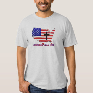 One Nation Under God Tees