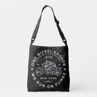 One Nickel Garage / We Run On Fumes / Shoulder Bag