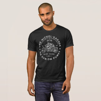 One Nickel Garage / We Run On Fumes / T-Shirt