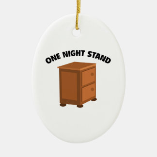 One Night Stand Christmas Ornament