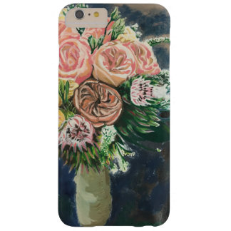 One of a Kind Floral Bouquet iPhone Case