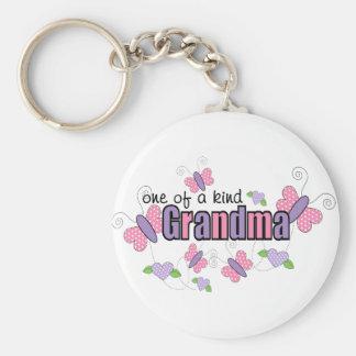 One Of A Kind Grandma Key Ring