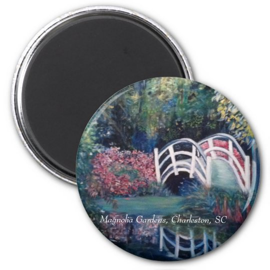 One of a Kind Magnet with gorgeous design
