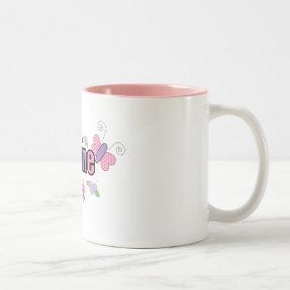 One Of A Kind Meme Two-Tone Coffee Mug
