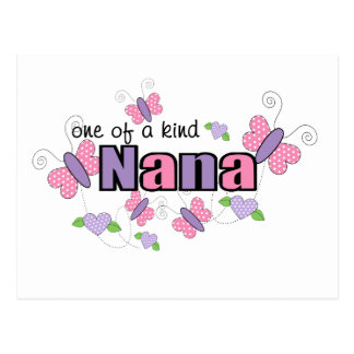 One Of A Kind Nana Postcard