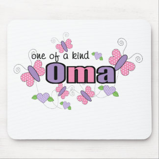 One Of A Kind Oma Mouse Pad