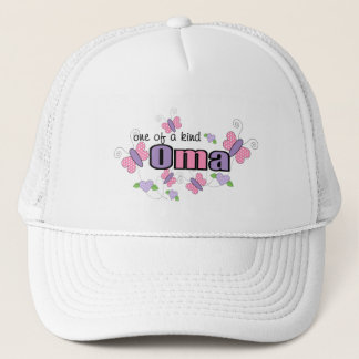 One Of A Kind Oma Trucker Hat