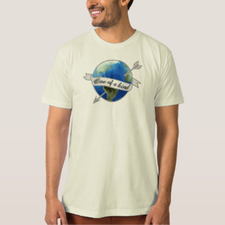 One of a kind Planet Earth Tshirts