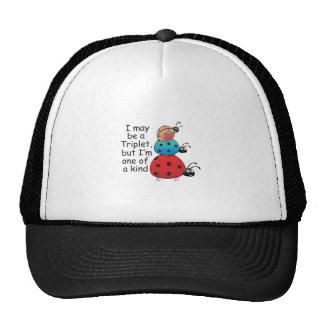 ONE OF A KIND TRIPLET TRUCKER HAT