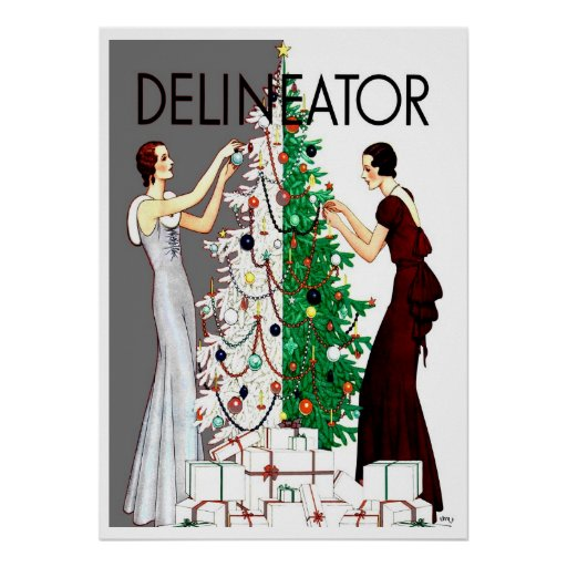 ONE-OF-A-KIND VINTAGE ART DECO COVERART POSTER