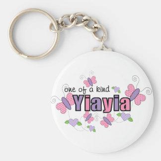 One Of A Kind YiaYia Key Chain