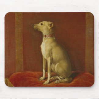 One of Frederick II's Italian greyhounds Mouse Mat