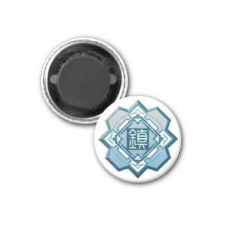 ONE of QUADRUPLET 3 Cm Round Magnet