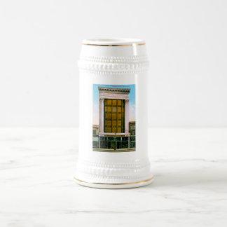 One of San Francisco's Attractive Buildings Beer Steins