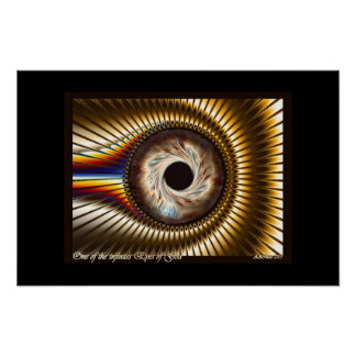 One of the eyes of God (v1) Poster