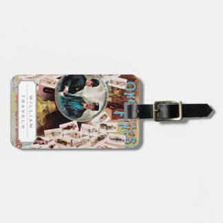 One of the Finest. Chewing and Smoking Tobacco. Bag Tag