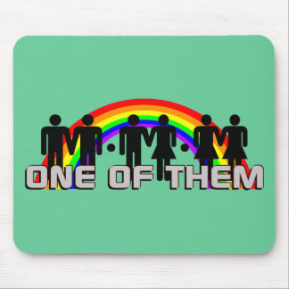 one-of-them mouse mat