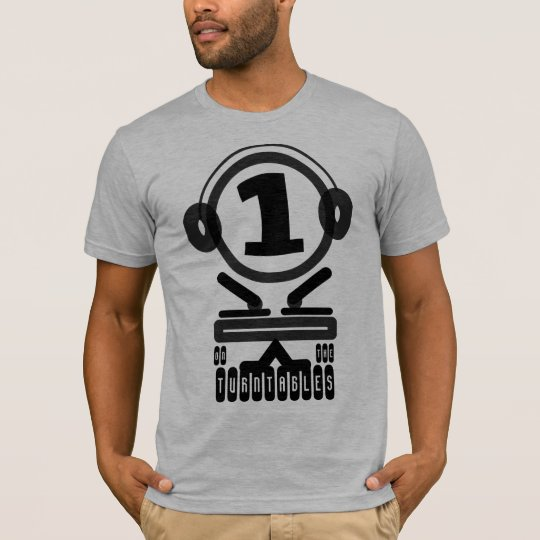 ONE: On The Turntables T-Shirt