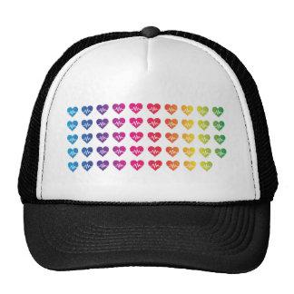 One Orlando One Pulse Rainbow 49 Hearts Cap