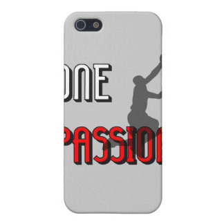 One passion basketball cover for iPhone 5/5S