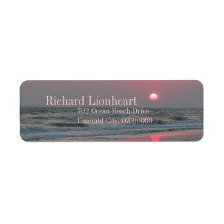 One Perfect Sunset - Oak Island, NC