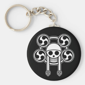 One Piece - Enel Key Ring