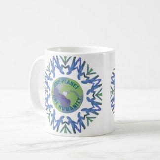 One Planet One Humanity Coffee Mug