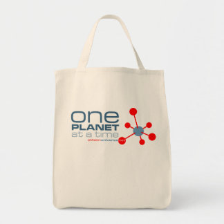 One Planet Tote Bag - Light