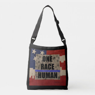 ONE RACE - HUMAN CROSSBODY BAG