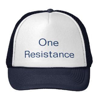 One Resistance Cap