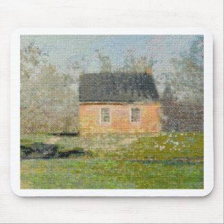 One-room Schoolhouse Mouse Pad
