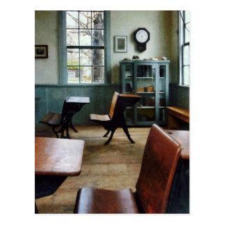 One Room Schoolhouse Postcards
