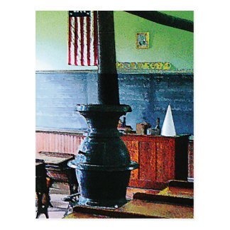 One Room Schoolhouse Post Cards