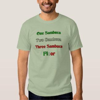 One Sambuca Tshirts