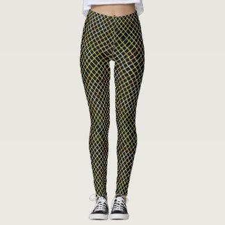 one sexy mesh leggings