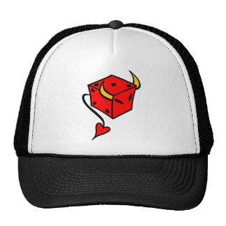 One shot cap