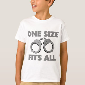 One size fits all shirts