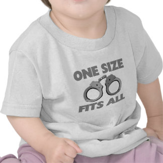 One size fits all tshirt