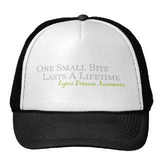 One Small Bite Lasts A Lifetime - Lyme Disease Cap