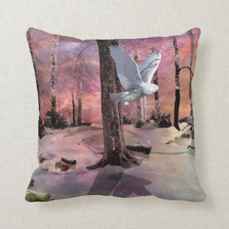One Snowy Christmas Cushion