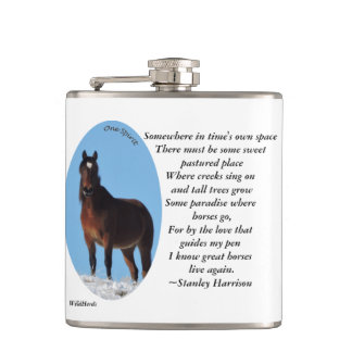 One Spirit Hip Flask