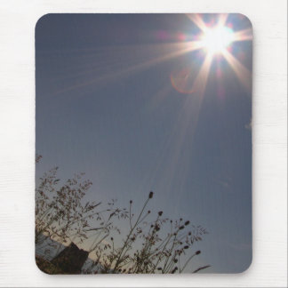 One Sunny Cloudless Morning Mouse Pad