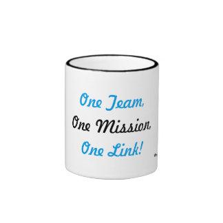One Team, One Mission, One Link Mug